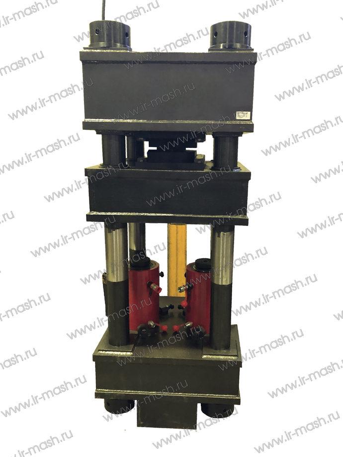 Пресс горизонтальный ППК400-А