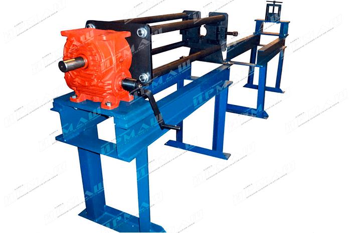 Горизонтальные установки ручной заплётки стропов ПЗС-60Г, ПЗС-30Г